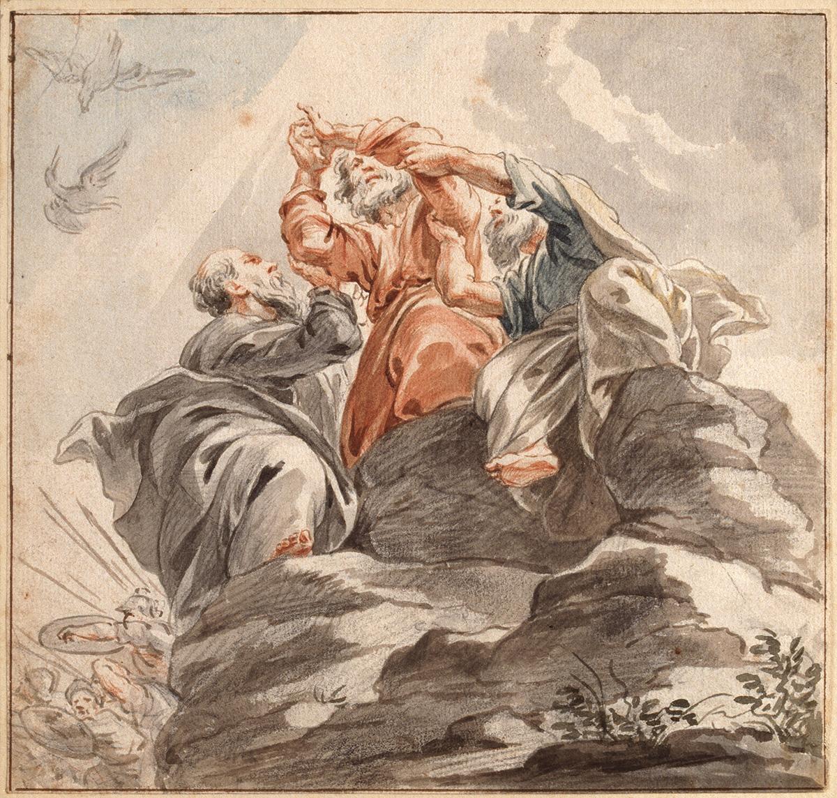 Afbeeldingsresultaat voor mozes gebed